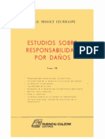 ESTUDIOS SOBRE RESPONSABILIDAD POR DAÑOS - TOMO III - JORGE MOSSET ITURRASPE - PDF