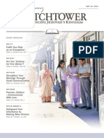 Watchtower magazine May