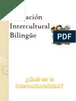 Educacion Intercultural Bilingue