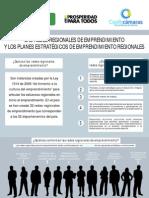 Infografia Redes Regionales de Emprendimiento