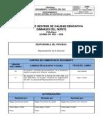 2.1 Procedimiento Revision Del Sgc