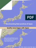 Benchmarking Best Practices of Japan