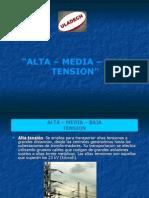Alta Media y Baja Tension