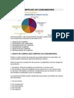 ANÁLISIS DEL MERCADO DE CONSUMIDORES