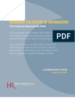 Designing the Future of Information