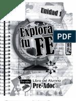 Preadoc 1 Exp Fe