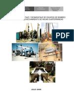 Manual Montaje Desmontaje Equipos Bombeo