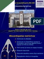 Miocardiopatia restrictiva