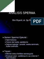 Analisis Sperma