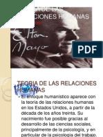DIAPOSITIVAS TEORIA DE LAS RELACIONES HUMANAS.pptx