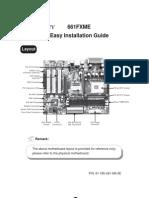 661FXME Foxconn Easy Guide en 08-04-04