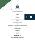 Administracion de Empresas en Republica Dominicana