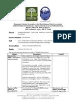 DISI Meeting, May 23, 2013 Minutes