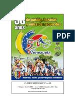 #Ciclismo E1 Vuelta Ciclistra a Venezuela #VV50