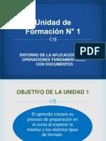 Resumen Word Unidad 1