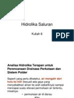Microsoft PowerPoint Drainase 5