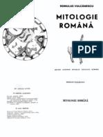 mitologie romana v1 romulus vulcanescu
