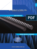 02 Wire Rope Strand
