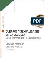 Cuerpos y Sexualidades en La Esc (Paidos)
