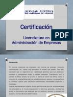 certificacion diapositivas