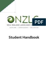 뉴질랜드 NZLC 학생핸드북