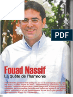 Noun Article about Faud Nassif