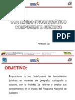 COMPONENTE JURIDICO
