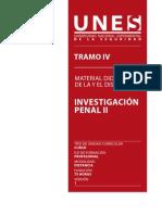 Material Investigacion Penal II