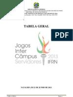 TABELA GERAL DOS JICS 2013 - VERSÃO 2_Corrigido Volei Polo II