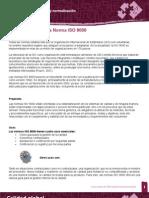 Características de la Norma ISO 9000