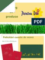 Catalog Produse Paste 2009