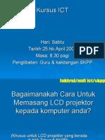 Bagaimana Cara Untuk Memasang LCD