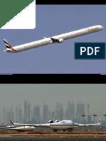 Aviones extraños
