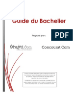 Guide Bac 2013
