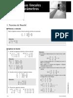 Sol 04 Sistemas Lineales Con Parametros