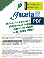Estudiantes Gaceta