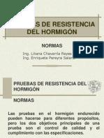 Pruebas de Resistencia Al Hormigon - peru