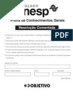 Resolucao Simulado UNESP - Aplicado Em 22.10.12