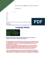 Lenguaje Hack