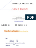 44. Litiasis Renal