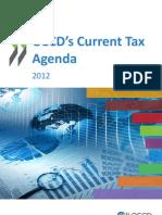 OECD Current Tax Agenda 2012