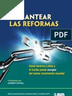 Powell 2013 Replantear Reformas