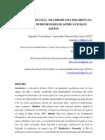 EDUCAÇÃO A DISTÂNCIA - UMA IMPORTANTE FERAMENTA NA FORMAÇÃO DE PROFESSORES DE QUÍMICA EM MATO GROSSO_UAB_IFMT