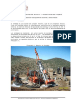 Definicion de Las Partes Acciones y Obras Fisicas Del Proyecto
