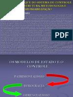 O Sistema de Controle Interno Como Mecanismo - Rodrigo Pironti