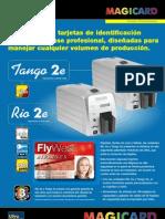 Impresora Magicard Rio2e Tango2e EU Spanish 01