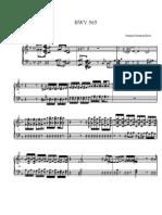 BWV565