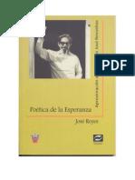 Poética de la esperanza. Aproximación a la poesía de José Revueltas
