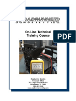 On-Line Technical Training Course Roadrunner Mobility Corporate Office 717