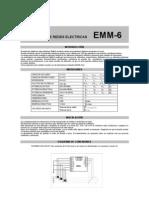 Emm6 Instrucciones